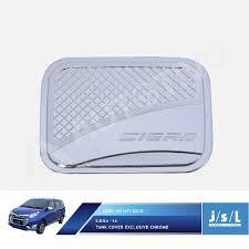 Daihatsu Sigra Trunk Lid Cover Chrome cek harga daihatsu sigra tank cover exclusive chrome aksesoris sigra