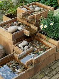Water Features Backyard by Best 25 Diy Water Feature Ideas On Pinterest Water Features