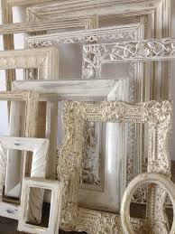 shabby chic home decor gallery wall frames by sea love and salt on