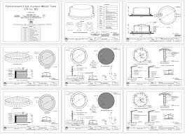 d 319 2016a circular water reservoir 75m3 ferrocement design and