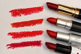 different colours of red lipstick lipstick ideas