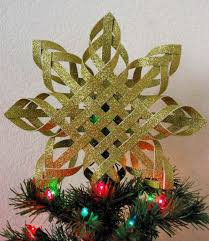 paper christmas tree decorations diy crafts with how to make a