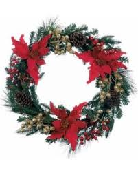 christmas wreaths for sale spectacular deal on christmas wreath door artificial plastic pine