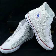 wedding shoes converse sparkly wedding shoes