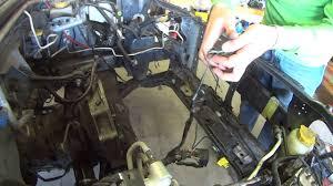 subaru transmission swap wiring youtube