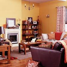 orange livingroom living room modern interior design decor ideas brown orange