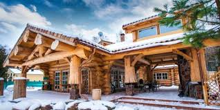 large log home plans large log cabin home floor plans debunking 5 common myths about log homes i love log homes plans