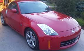 nissan 350z price used used 2007 nissan 350z with accident history my350z com nissan