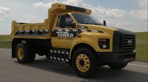 Ford Diesel Truck 2016 - we drive the 2016 ford f 750 tonka dump truck autoblog