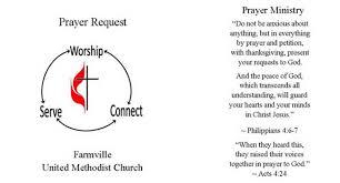 prayer request farmville united methodist church prayer ministry