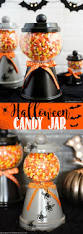 halloween mason jar crafts best 25 candy jars ideas on pinterest candy dishes gumball