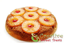 pineapple upside down cake delivery creative sweet treats