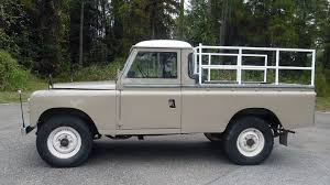 land rover series 3 109 1978 land rover 109 series iii pickup j123 kissimmee 2016