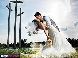 dillard bridal duggar and derick dillard at their wedding