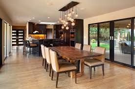 Wooden Table Chairs Pendant Lighting Ideas Modern Sample Pendant Dining Room Light