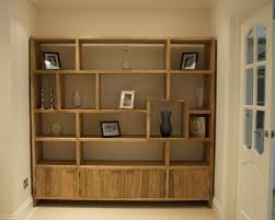 Building Wood Bookcase by Solid Wood Bookcases Units Special Ideas Solid Wood Bookcase