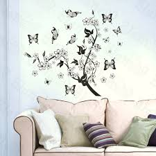 flowers wall decals for home design wall decals for home
