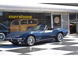 1968 chevrolet corvette for sale 1968 chevrolet corvette for sale classiccars com cc 1029664