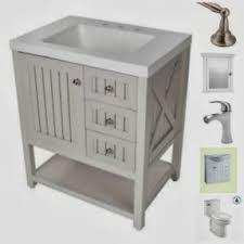 Allen And Roth Bathroom Vanity by Single Sink Bathroom Vanity With Top Foter