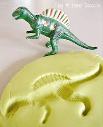 nine dinosaur themed preschool activities