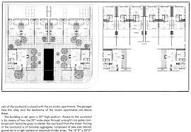 case study apartment 2 1964 plan unbuilt killingsworth brady