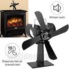 smart fan mini stove fan smartfan mini 130 cfm twin stove fan eco friendly no power wood coal