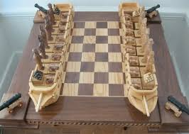 Unique Chess Pieces 15 Cool And Unusual Chess Sets