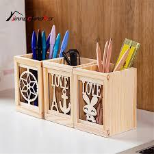 online get cheap wooden makeup holder aliexpress com alibaba group