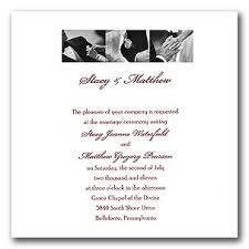 wedding invitation wording from and groom wedding invitation wording sles and groom inviting lake