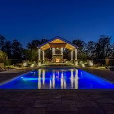 House Landscape Lighting Outdoor Lighting Md Dc Va Clearwater Landscape Nursery