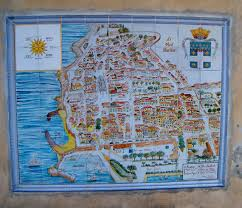map of antibes world travel images cote d azur antibes juan les pins and