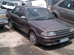 Toyota Corolla 1989 1989 Toyota Corolla Twin Cam 24 Valve Stripping For Parts Used