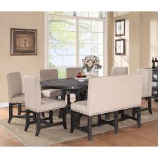 Dining Room Banquette Furniture Dining Room Dining Table With Banquette Banquette