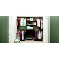 furniture organizer shelf rubbermaid homefree closet lowes