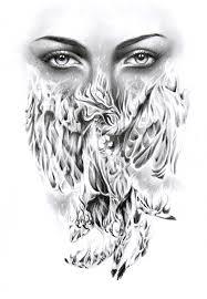 fresh lady phoenix tattoo design photo 2 2017 real photo