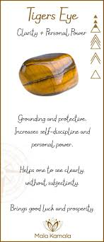 what is the meaning and chakra healing properties of tigers eye