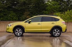 subaru suv 2014 capsule review 2014 subaru crosstrek hybrid the truth about cars