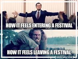 14 hilariously relatable festival memes everfest