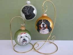 pet portraits on an ornament by jerry krejcha