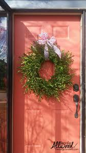 boxwood wreath my boxwood wreath what worked and what didn t