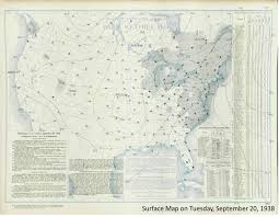 Map Of South Shore Boston by Nws Boston The Great Hurricane Of 1938