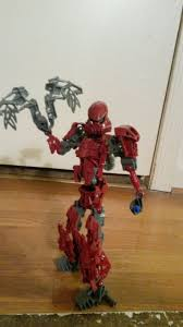 simple can be a good thing a toa metru vakama revamp lego