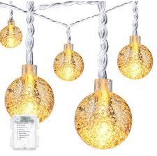 amazon battery operated lights 15 led battery operated globe string lights