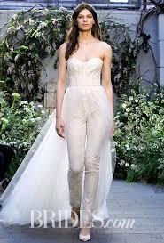 wedding dress jumpsuit lhuillier wedding dresses 2017 bridal fashion