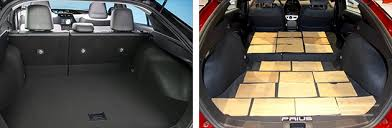 Toyota Prius Interior Dimensions The Best Hybrid Car Wirecutter Reviews A New York Times Company