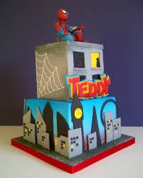 7 best piñata images on pinterest birthday cakes cake spiderman