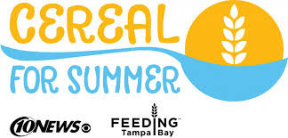cereal for summer help feed needy families true blue communications