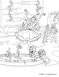 coloriages la princesse et la popstar à imprimer fr hellokids com