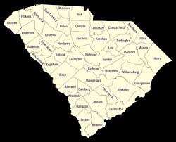 map of sc south carolina aerial photograph indexes 1937 1989