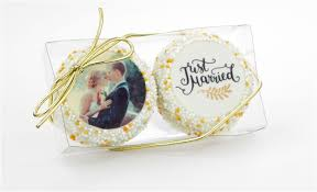 engagement favors wedding favors black tie cookies engagement favors